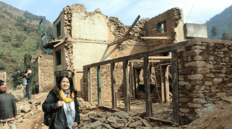Benefizaktion Nepal - Leoben
