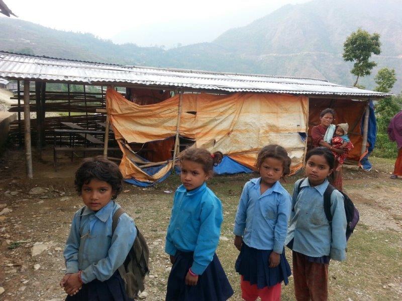 Benefizaktion Nepal